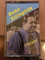 Duke Ellington-Star Dust- Cassette Tape