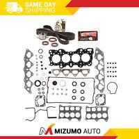 Head Gasket Set Timing Belt Kit Fit 94-01 Acura Integra 1.8 DOHC B18C1 B18C5