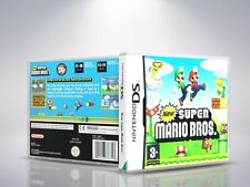 New Super Mario Bros - DS - Replacement Cover / Case (NO Game)