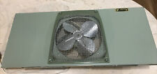 VINTAGE W B Marvin Mfg Co 8 Inch Window / Table Fan With Extensions
