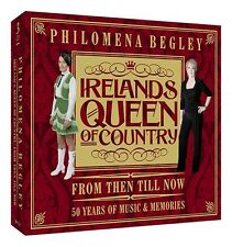 Philomena Begley Ireland's Queen Of Country( From Then Till Now)  3 CD Boxset