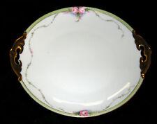 MZ Austria Cake Plate  Roses