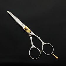 "5"" Professional Salon Hairdressing Silver Hair Scissors Shears CS-04"