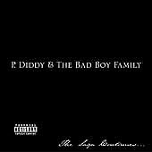 P. Diddy & the Bad Boy Family - The Saga Continues CD 2005 Bad Boy
