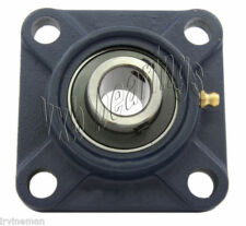 12mm Mounted Bearings Ucf201 Square Flanged Housing