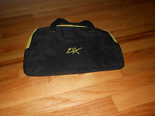 Denise Austin Gym Workout Duffle bag Black/Green