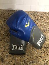 Everlast Boxing Gloves Blue 14oz