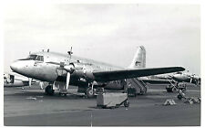 BEA Vickers Viking G-AIVF at Heathrow Airport -  6x4 Print