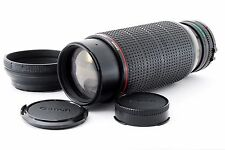 Canon NFD New FD 100-300mm f5.6 L Macro Lens EXC+++ From Japan