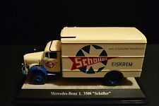 Mercedes Benz L3500 Scholler 1954 Limited Very Rare Diecast Truck in scale 1/43
