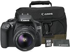 Canon EOS 1300D Digitalkamera incl. 18-55 DCIII Objektiv