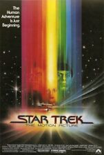 Star Trek The Motion Picture Movie Poster #01 24x36