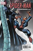 Spectacular Spider-Man Comic 10 Cover A First Print 2004 Jenkins Ramos Marvel