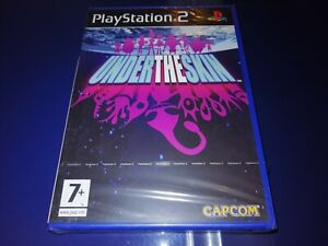 PS2: Under The Skin (Factory Sealed Condition) PAL.