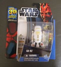 G8-R3 Droid 3-D Glasses STAR WARS The Clone Wars TCW Walmart Exclusive
