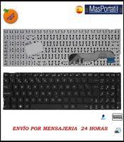 TECLADO ESPAÑOL NUEVO PORTATIL ASUS VIVOBOOK F541U P/N:0KNB0-6723SP00 TEC20