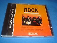 CD SCELLÉ MAGMA ART ZOYD mekanik les génies du rock EDITIONS ATLAS prog zeuhl