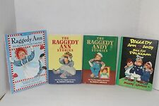 Lot of The Raggedy Ann & Andy Stories and The Nice Fat Policeman Johnny Gruelle