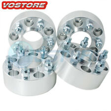 (4) 2'' 5 Lug Hubcentric Wheel Spacers 5x4.5 for Ford Ranger Explorer Adapters