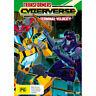 Transformers: Cyberverse - Terminal Velocity DVD NEW (Region 4 Australia)