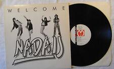 Nadaij – Welcome  LP