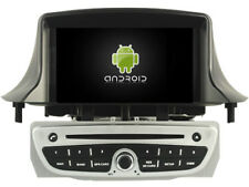 AUTORADIO Touch Android 8.0 Renault Megane III silver  Navigatore Bluetooth