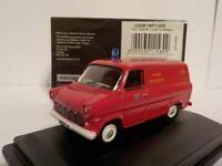 Model Van, Ford Transit Mk1 Fire Brigade, 1/76 New