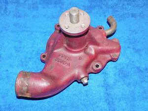 1956-1964 Ford F100 F250 F350 F600 C500 C750 Truck REMAN 272 292 312 WATER PUMP
