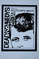 Dead Kennedys  Vintage Concert Flyer Sticker Decal (397) Punk Rock Minor Threat