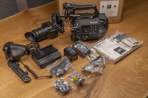 Sony PXW-FS7 Camcorder - Schwarz / inkl. Rg. u. MwSt (19%)