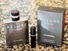 Chanel -  Allure Homme Sport Eau Extreme EDP - 5ml Sample in Refillable Atomizer