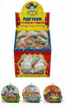 4 X DINOSAUR PINBALL, CHILDRENS PARTY BAG FILLER, FUN