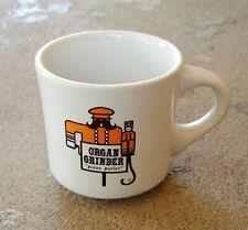 ORGAN GRINDER PIZZA PARLOR Ceramic COFFEE MUG Papel