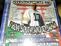 Chicano Rap CD & DVD Mister D From Southland to Japan - Mr Shadow, Proper Dos