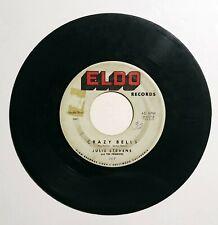 """Julie Stevens - Crazy Bells - Blue Mood - 7"""" 327 45 Record LP"""