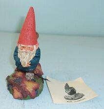1988 Artina Gabriel Gnome Figurine First Edition w/ Hang Tag