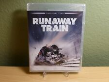 Runaway Train Jon Voight Blu-Ray Limited Edition of 3,000 Brand New Sealed OOP