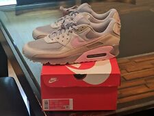 Nike Air Max 90 Grey Pink BRAND NEW US 14 AUTHENTIC Nike Hot Boatfooters