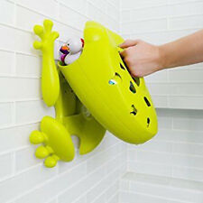 'Boon Frog Pod Bath Toy Scoop' from the web at 'https://i.ebayimg.com/thumbs/images/g/s7UAAOSwWWxY9eCa/s-l225.jpg'