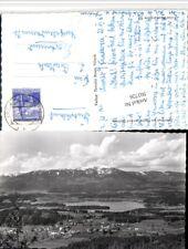 503726,Latschach am Faakersee Totale m. Gerlitzen Bergkulisse