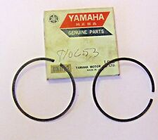 YAMAHA SL292 1971 1972 SL292B  STANDARD SIZED PISTON RINGS PN 812-11601-00 NEW