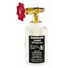 ROBINAIR 34065 - R-134a Oil Injector with 1/2a?? Acme Fitting