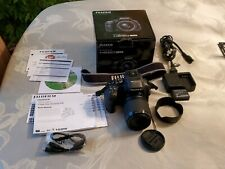 FUJIFILM Finepix HS50EXR 42x lens 16MP digital camera Used Excellent Box and Acc