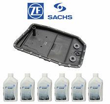 Land Rover LR4 LR3 Range Sport Auto Transmission Filter Kit + 6 Liter ATF OEM ZF
