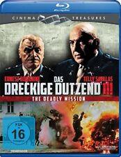 Le sale douzaine 3-The Deadly Mission Blu-ray NEUF T. SAVALAS/G. GRAHAM/+