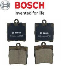 Bosch QuietCast Rear Brake Pad Set 0044209120 Fits: Mercedes W202 C230 C280