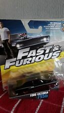 FAST AND FURIOUS DIECAST (FORD VICTORIA 1956 ) BRAND NEW IN BOX