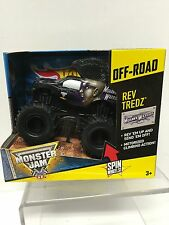 Hot Wheels Monster Jam Rev Tredz Mohawk Warrior Monster Truck 1:43 W3259