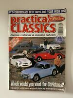 Practical Classics Car Magazine January 1997 Datsun Morgan Porsche Triumph