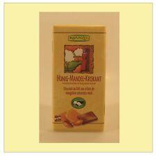 (2,19/100g) Rapunzel Schokolade Honig Mandel Krokant HiH bio 100 g